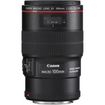 CANON EF 100/2,8 L IS USM...