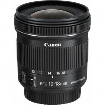 CANON EF-S 10-18/4,5-5,6