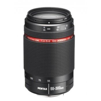 Pentax DA 55-300/4-5,8 ED WR