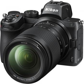 NIKON Z5 + 24-200/4-6.3 VR