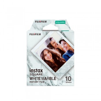 FILM INSTAX SQUARE WHITE...