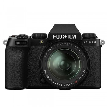 FUJI X-S10 + 18-55/2.8-4 R OIS
