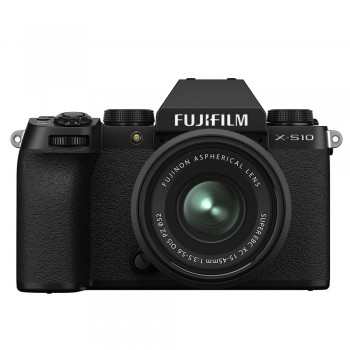 FUJI X-S10 + 15-45/3.5-5.6...