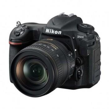 Nikon D500 + 16-80/4 VR DX