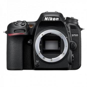 NIKON D7500 (nu)