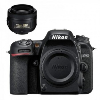 NIKON D7500 + 35/1,8 DX