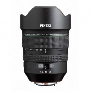 Pentax HD-D FA 15-30/2,8 ED...